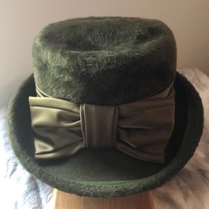 Vintage Musketeer Hat made in Austria